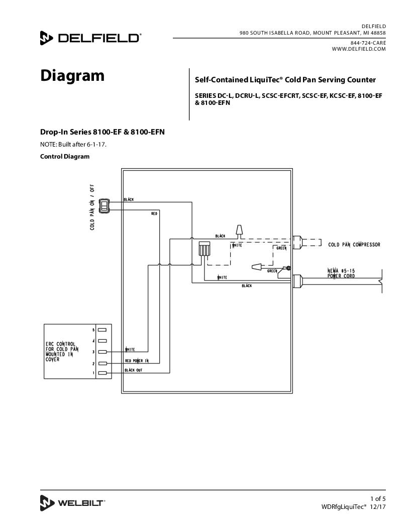 Delfield Refrigeration Wiring Diagram Content Resource Of Whirlpool Refrigerator Schematic Gb22dkxjw01 Welbilt Emea Product Rh Welbiltemea Com Electrical Diagrams Commercial